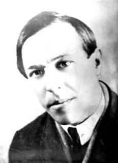 А.В.Снежневский - главный врач больницы в 30-е годы.