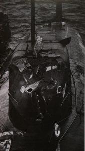 Подводная лодка «КОСТРОМА»
