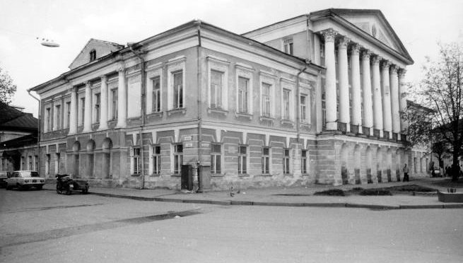 Усадьба Борщова в Костроме