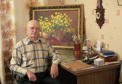 Ефлов Борис Александрович — костромской художник