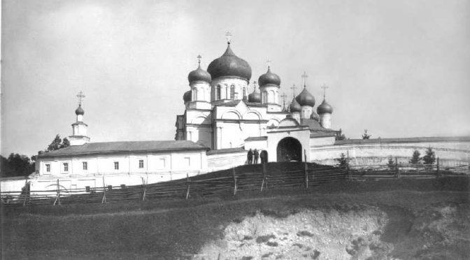 Авраамиев Покровский Городецкий Монастырь
