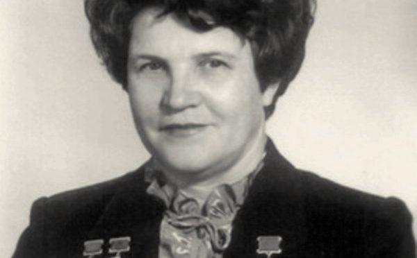 Плетнёва Валентина Николаевна
