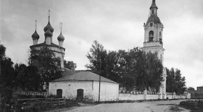 Из истории города Пучеж