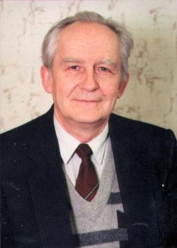Лебедев Юрий Владимирович