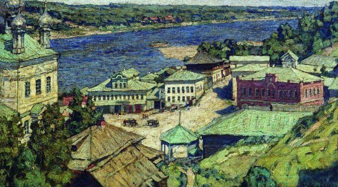 Петровичев (Кузьмичев) Петр Иванович(1874—1947)