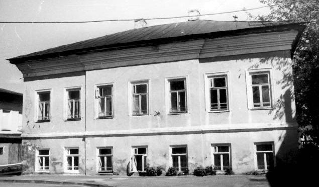 Дом Скворцова Ф.И., нач. XIX в.